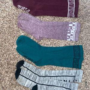 Victoria Secret PINK socks bundle